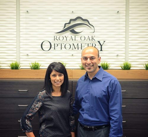 Drs. Zareen Charania and Gurpreet Leekha